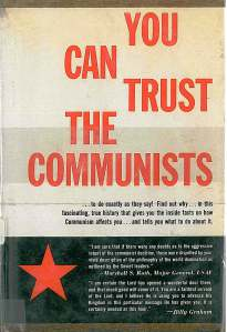 Can you trust the communists