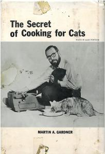 The Secret of Cooking for Cats back cover