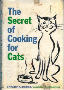 The Secret of Cooking for Cats cover