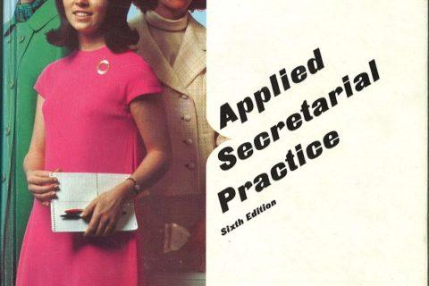 Applied Secretarial Practice cover