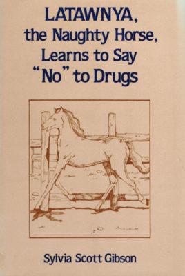 Latawnya the naughty horse