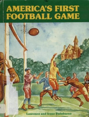 America's First Football Game