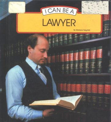 I Can Be a Lawyer