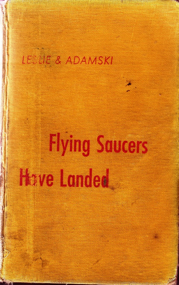 Flying Saucers Have Landed cover