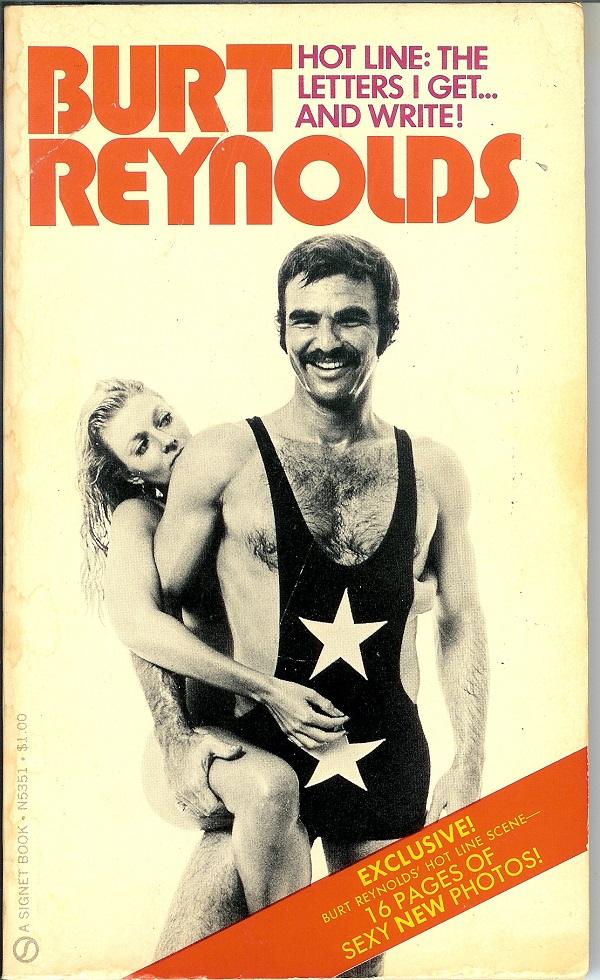Burt Reynolds cover
