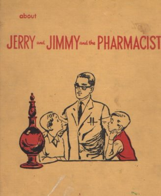 Jerry and Jimmy visit the Pharmacist