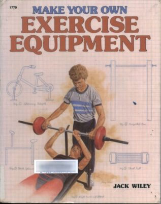 Make Your Own Exercise Equipment cover