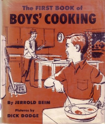 First Book of Boys' Cooking