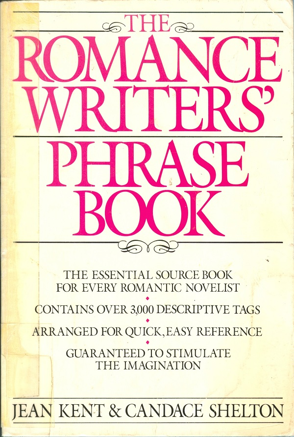 Romance Writers Phrase Book cover
