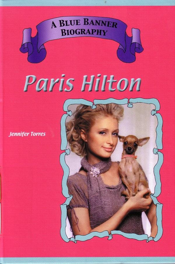 Paris Hilton cover
