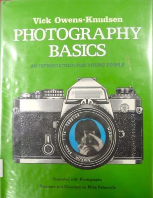 basics of photography cover