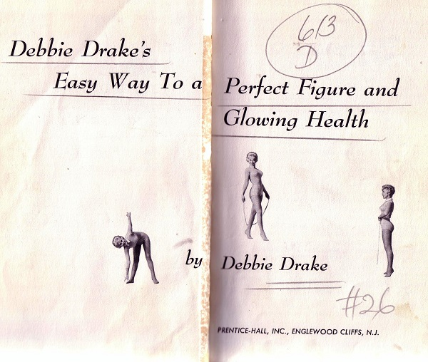 Debbie Does Exercise - title page
