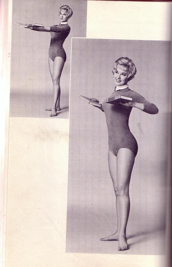 Debbie Does Exercise - arm exercises