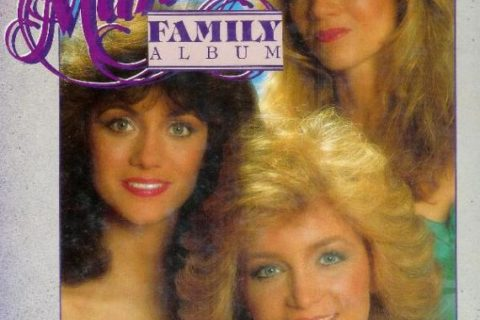 The Mandrell Family Album cover