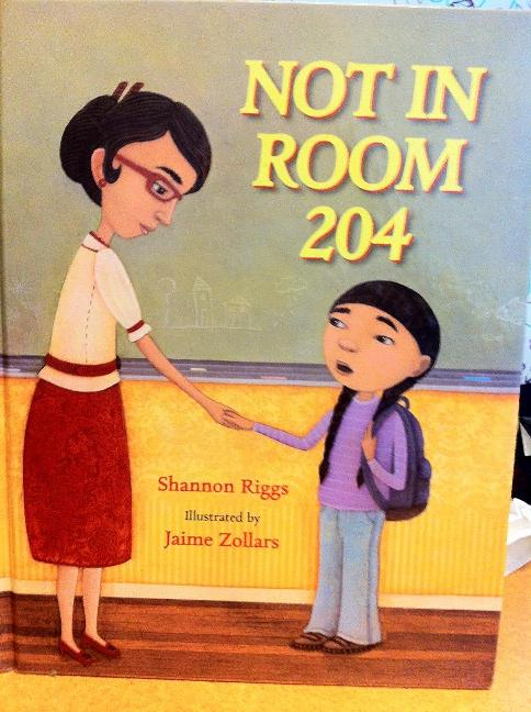 Not in Room 204 - cover