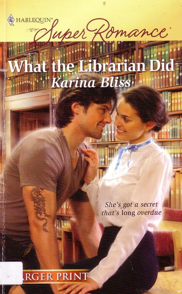 What the Librarian Did cover