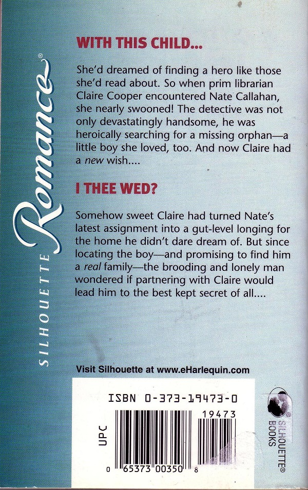 Librarian's Secret Wish back cover