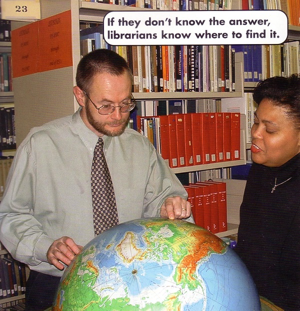 librarians find answers
