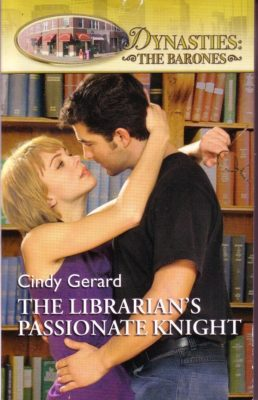 The Librarian's Passionate Knight cover