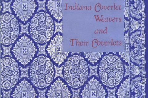 Indiana Coverlet Weavers cover