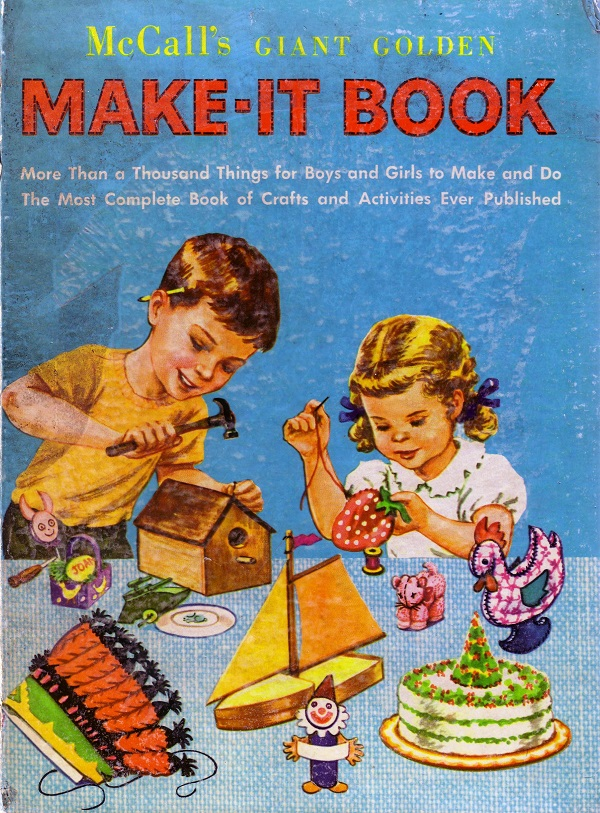 Make-It Book cover
