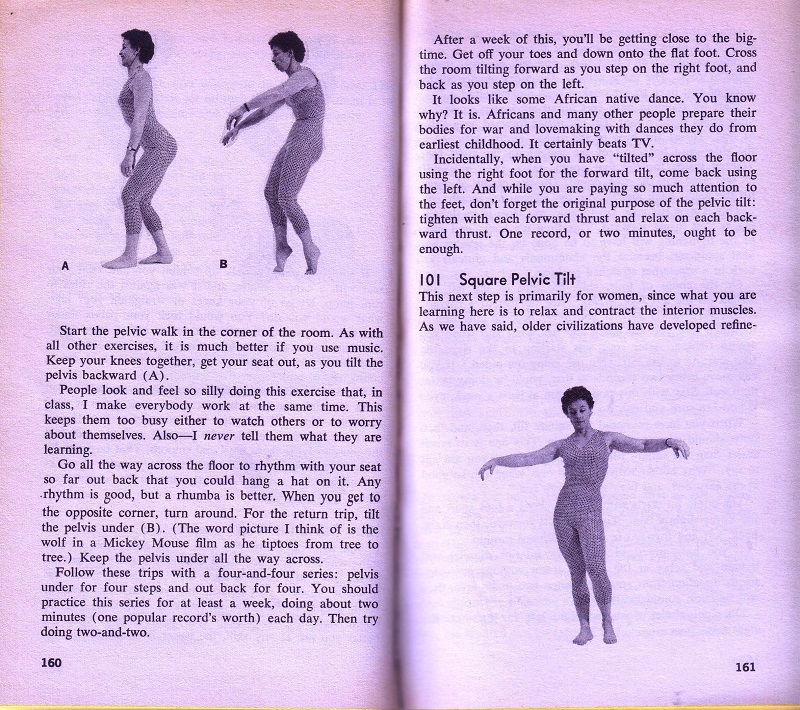 Now Bonnie Does Exercise - Pages 160 to 161