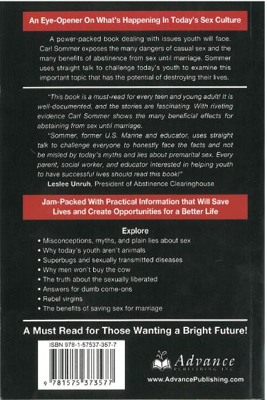 Straight Talk - back cover