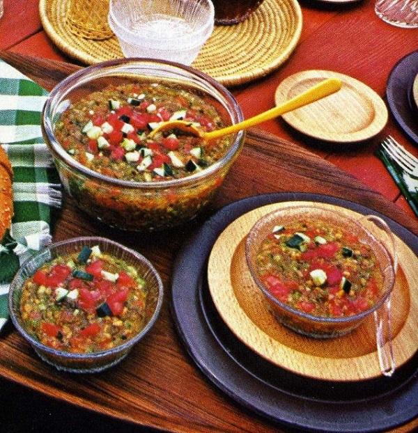 jellied gazpacho