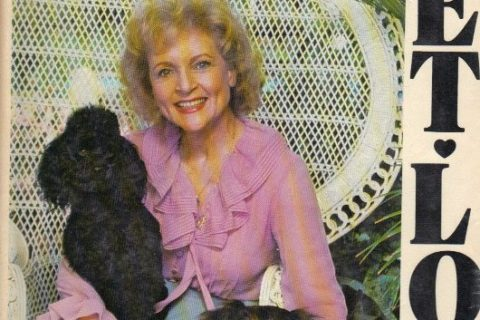 Betty White's Pet Love cover