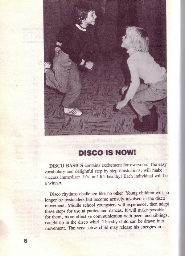 Disco is now
