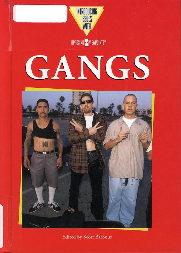 Gangs - cover