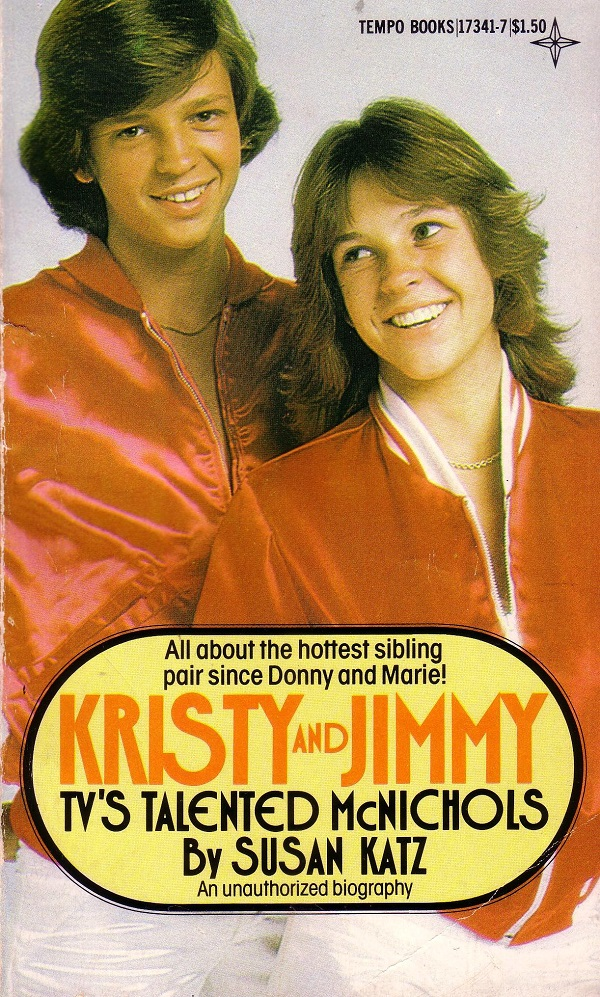 Kristy and Jimmy cover