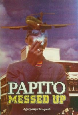 papito messed up fiction cover