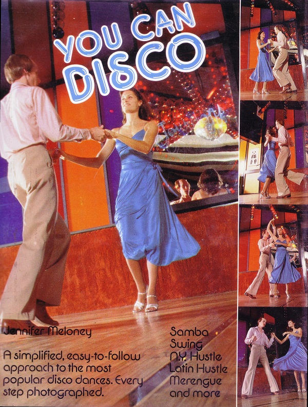 You Can Disco cover