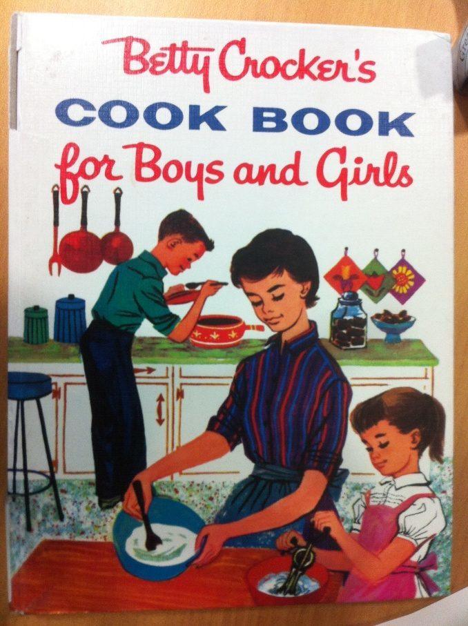 Betty Crocker cover