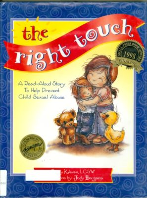 The Right Touch cover