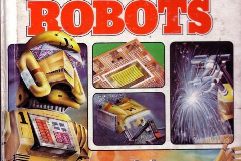 50 Facts About Robots cover