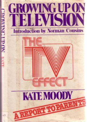 the TV effect cover