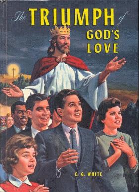 Triumph God's Love cover