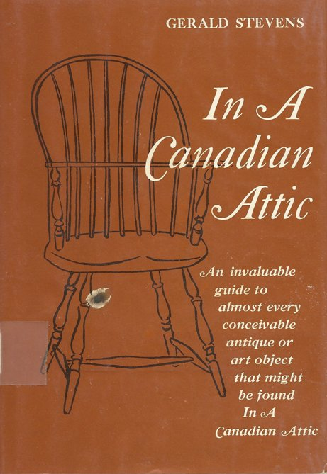 In a Canadian Attic cover
