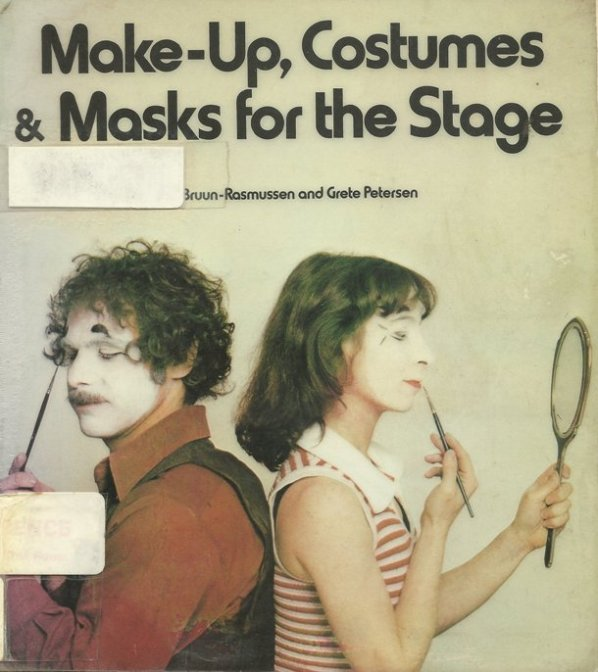 Make-Up, Costumes and Masks for the Stage - cover