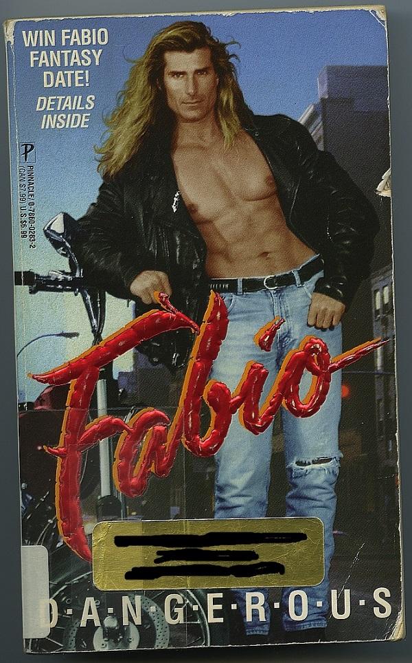 Fabio - Dangerous cover