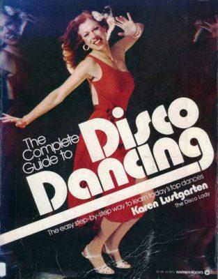 Disco Dancing cover