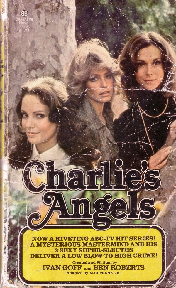 Charlie's Angels cover