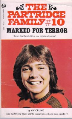 partridge family: marked for terror cover David Cassidy