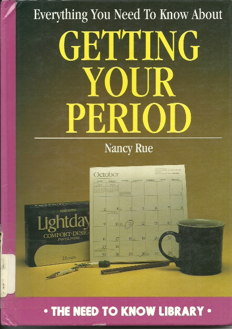 getting your period cover
