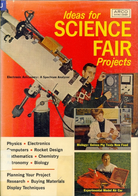 Science Fair Projects cover