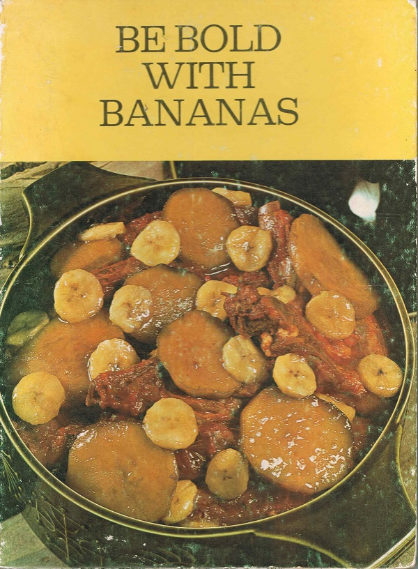 Be Bold with Bananas cover
