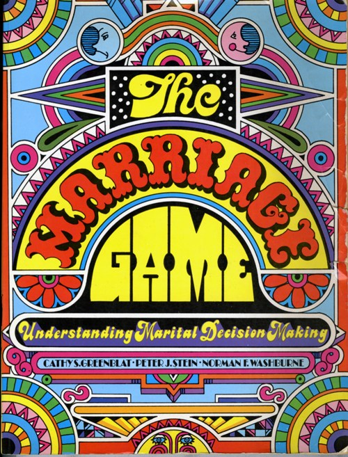 Marriage Game cover