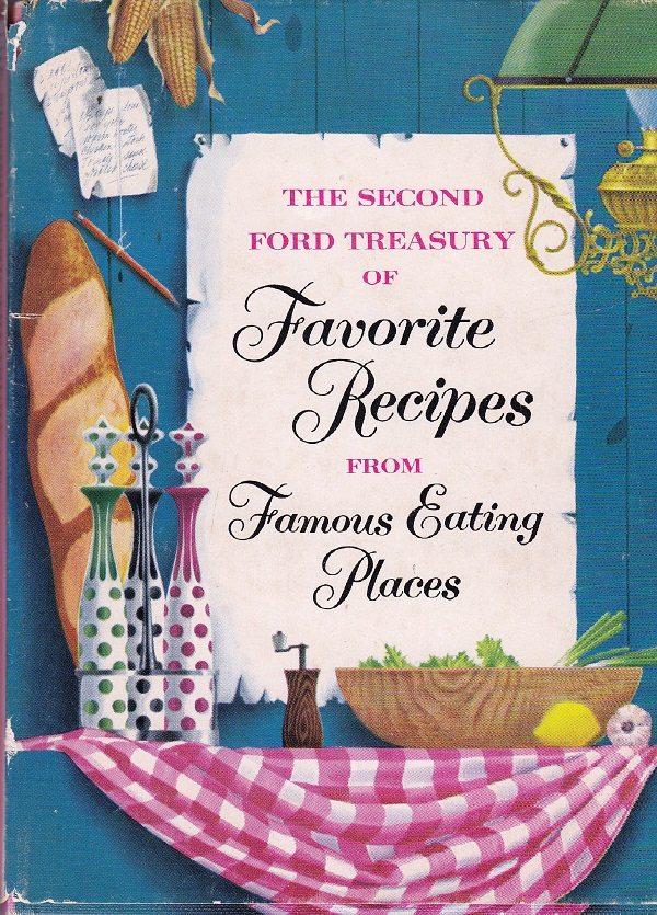 Favorite REcipes from Famous Eating Places